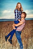 Love relations Royalty Free Stock Photography