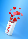 Love remedy. Royalty Free Stock Photography