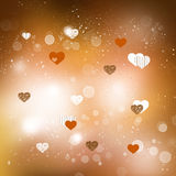 Love and romance Stock Image