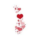 Love and romanticism Stock Photos