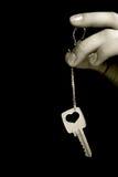 Love room key Royalty Free Stock Photos