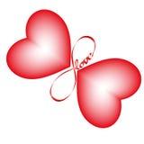 Love4 sans fin Image libre de droits