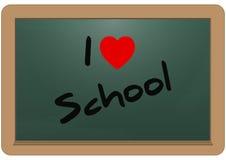 Love school Stock Photo