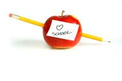 Love school Stock Image
