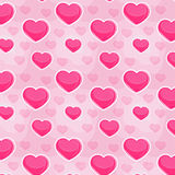 Love seamless pattern Royalty Free Stock Photography