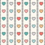 Love Seamless pattern Royalty Free Stock Image