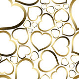 Love seamless vector pattern Royalty Free Stock Images