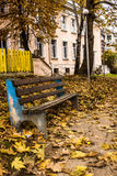 Love seat and alone Stock Photos