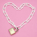 Love & Security Royalty Free Stock Photo