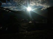 Love shines. Near rumtek gumpa Royalty Free Stock Photo