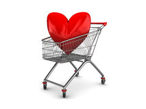 Love shopping Stock Image