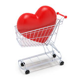Love shopping Royalty Free Stock Photo
