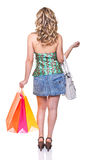 Love shopping Royalty Free Stock Photography