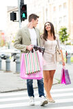 We Love Shopping Stock Images