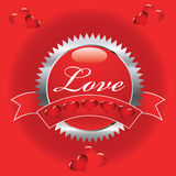 Love sign Royalty Free Stock Images