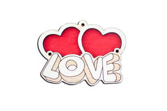 Love sign background Royalty Free Stock Images