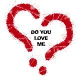 Love sign concept Royalty Free Stock Photos