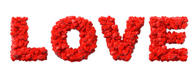 Love sign from heart Stock Photo