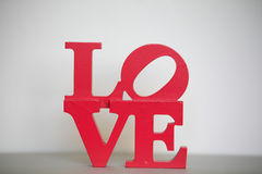 Love sign. Stock Photos