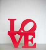 Love sign. Stock Photo
