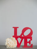 Love sign. Stock Image