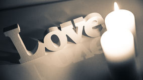 Love Sign Stock Images