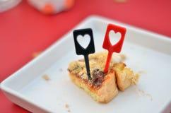 Love Sliced bread stock image