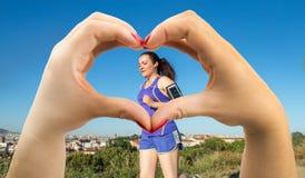 Love of sport Stock Photos