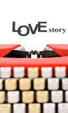 Love story Royalty Free Stock Photos