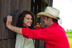 Love story Stock Photos