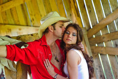 Love story Royalty Free Stock Photo
