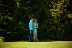 Love story Royalty Free Stock Photos