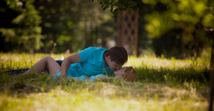 Love story Royalty Free Stock Images