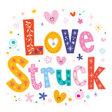 Love struck Stock Photo