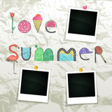 Love Summer Stock Images