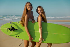 We love surf Royalty Free Stock Photo