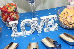 Love Sweets! Royalty Free Stock Image