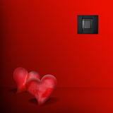 Love switch Stock Photo