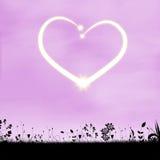 Love symbol Royalty Free Stock Image
