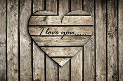Love symbol Stock Image