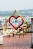 Love symbol. Valentine background heart royalty free stock photo