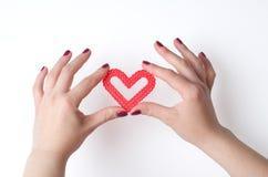 Love symbol Stock Photo