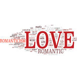 Love tags Royalty Free Stock Images