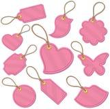 Love tags Stock Photos