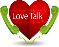 love talk logo Stock Images