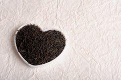 Love tea Royalty Free Stock Photography