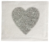 Love Tea Bag Royalty Free Stock Images