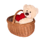 With love - Teddybears Royalty Free Stock Photos