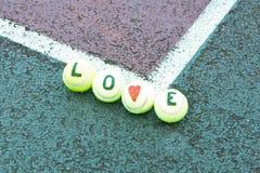 Love tennis Stock Photos