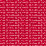 Love text pattern Stock Photography